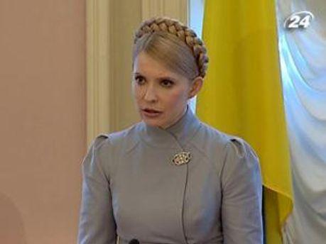 Тимошенко пока что не просит свидетельствовать российских чиновников