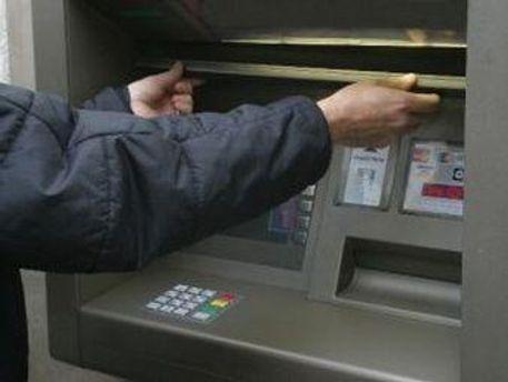 На Киевщине похитили миллион гривен из банкомата