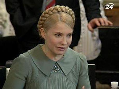Суд задовольнив клопотання Тимошенко