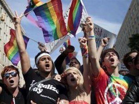 Можливо, що у містечку житимуть лише геї та лисбіянки
