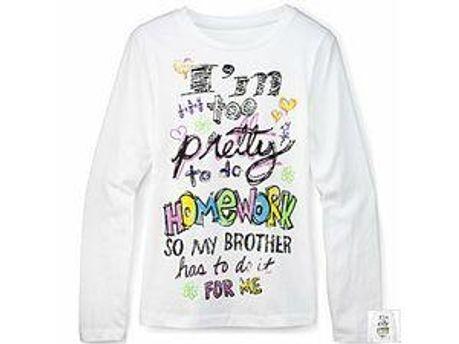 Из-за футболки столько скандала