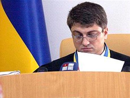 Судья Печерского суда Киева Родион Киреев