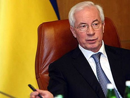 Премьер-министр Украині Николай Азаров
