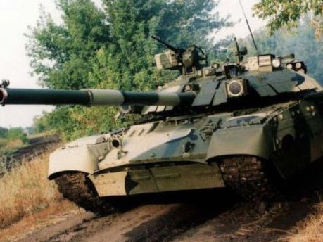 Украинский танк