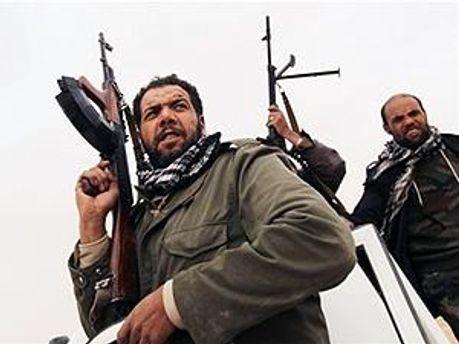 Лівійські повстанці заявили про безпеку