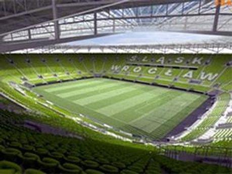 Стадіон у Вроцлаві