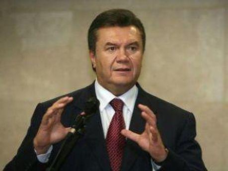 Виктор Янукович уверяет — слияния не будет