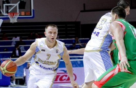 Україна на турнірі Євробаскет