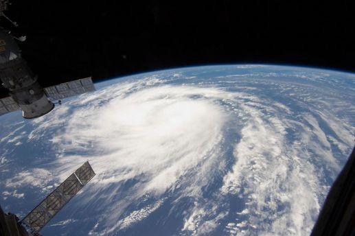 Вигляд урагану