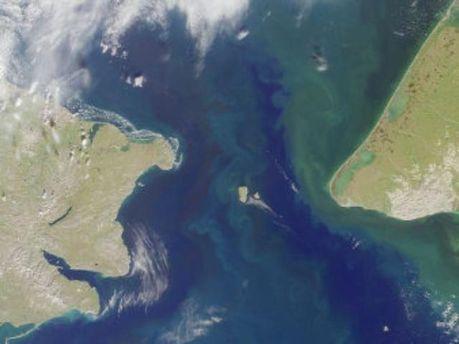 Берингова протока об'єднає два континента