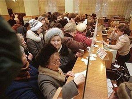 Украинцы сами будут считать себе пенсии