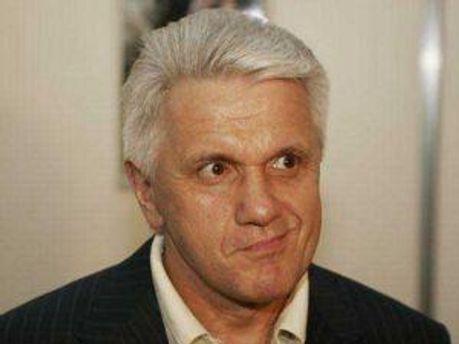 Владимир Литвин не хочет комментировать эту ситуацию