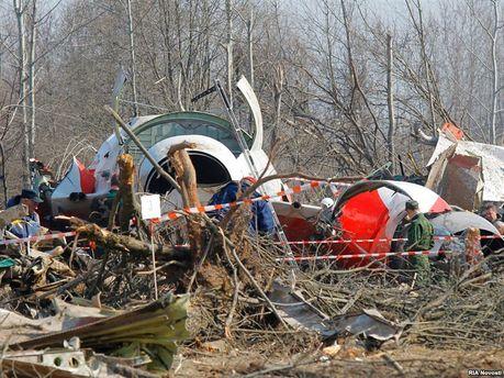 У катастрофі під Смоленьском загинув польський президент Лех Качинський