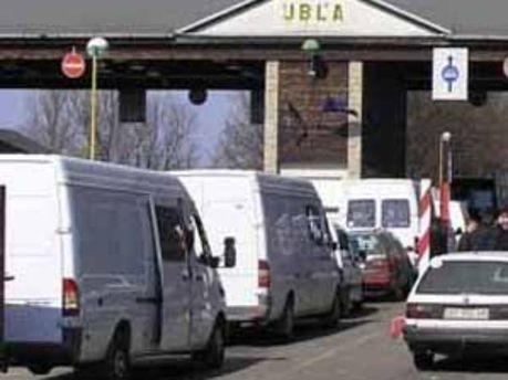 150 тисяч українців їздять без перешкод в Угорщину