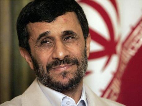 Махмуд Ахмадінежад