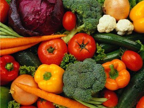 Овочі подешевшають на третину
