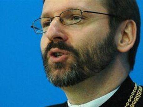 Глава УГКЦ Блаженнейший Святослав