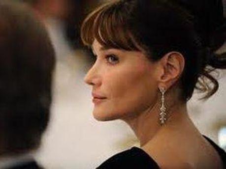 Первая леди Франции - Карла Бруни