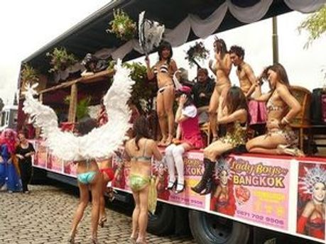 Таїланд - країна із поширеним секс-туризмом