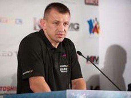 Томаш Адамек мечтает стать чемпионом