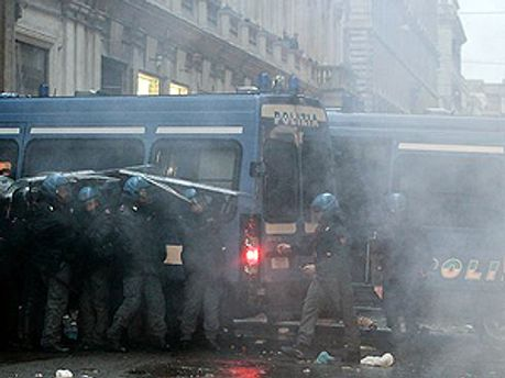 В Італії страйкують