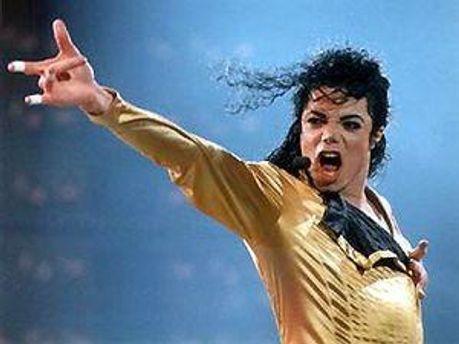 Король поп-музики — Майкл Джексон