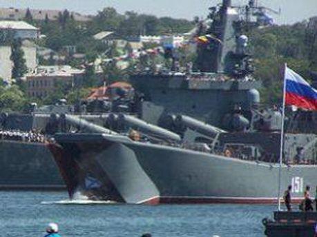 Чорноморський флот може піти з Севастополя
