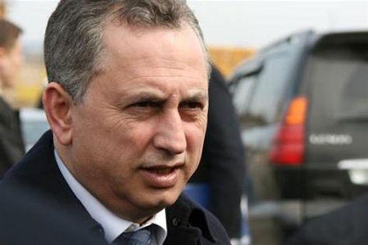 Вице-премьер Борис Колесников