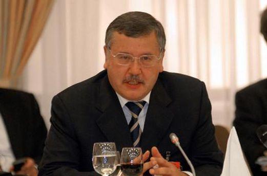 Анатолий Гриценко считает, что сокращение должно быть последовательным