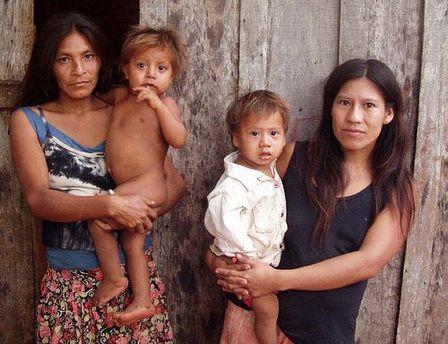 Индейцы гуарани не рады компании Shell