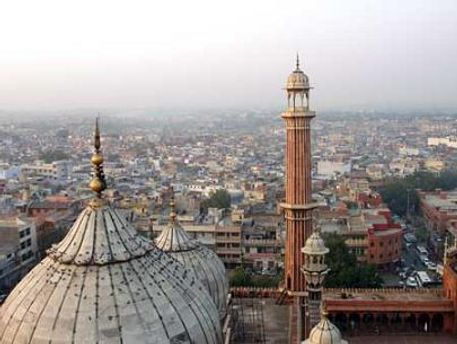 У столиці Індії стався потужний землетрус