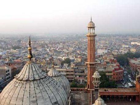 В столице Индии произошло мощное землетрясение