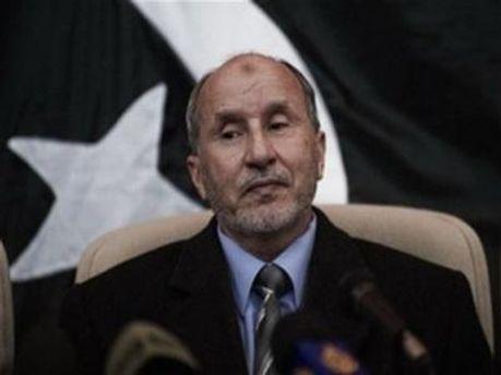 Лидер временных ливийских властей Мустафа Абдельджалиль
