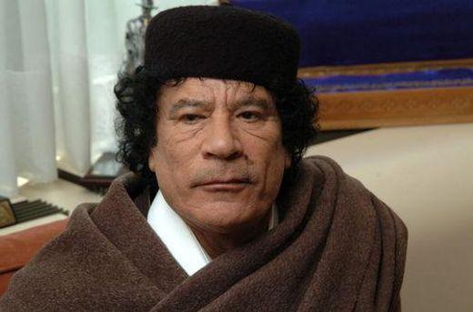 Затримали одного з найближчих соратників Каддафі