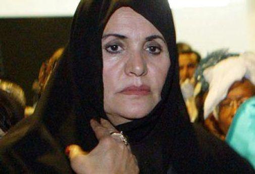 Сафия Каддафи