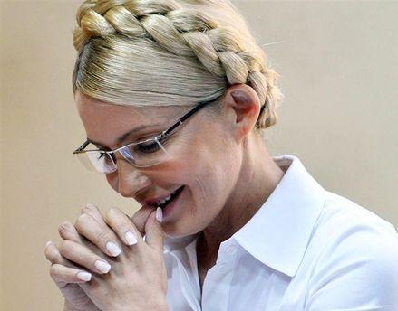 Юлію Тимошенко підтримали піснею