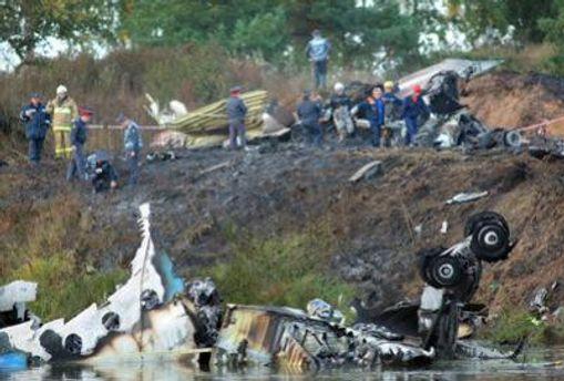 Падіння літака ЯК-42 забрало життя 43 людей