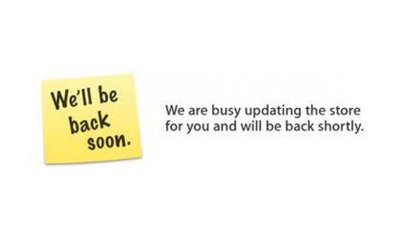App Store внезапно закрыли для посетителей