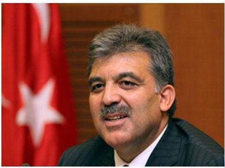 Президент Туреччини Абдулла Гюль
