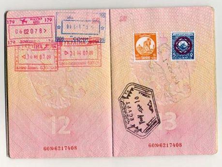 Визы в Египет будут выдавать в посольствах