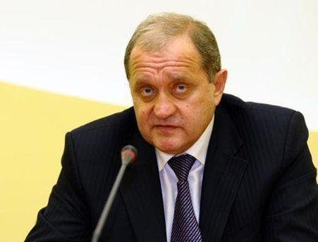 Міністр внутрішніх справ України Анатолій Могильов