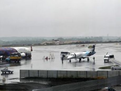 Такой самолет у Бориса Колесникова