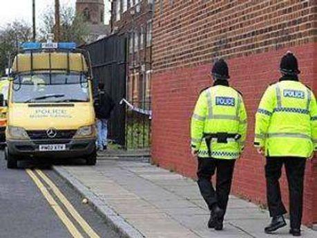 Полиция в Великобритании
