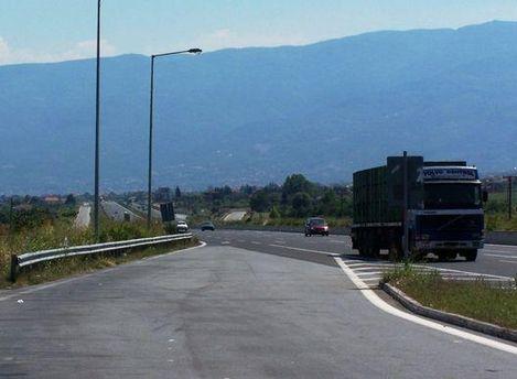 На трассе Афины-Салоники пострадало двое украинцев