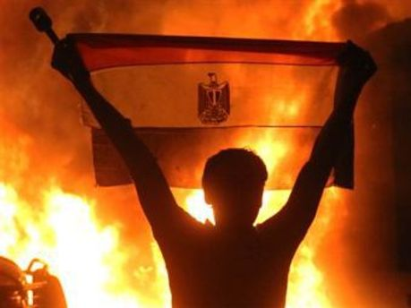 В Каире не прекращаются демонстрации