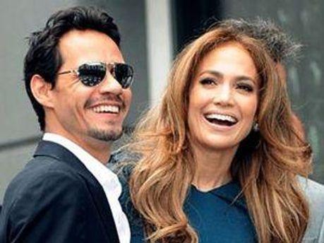 Дженнифер Лопес и Марк Энтони имеют только бизнес-отношения