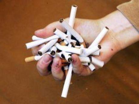 куріння залежить від активності певних генів