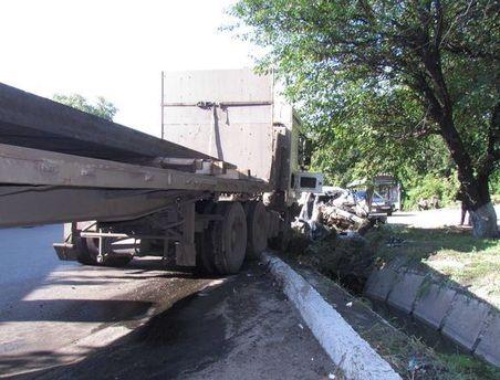 У Маріуполі стався дорожній інцидент