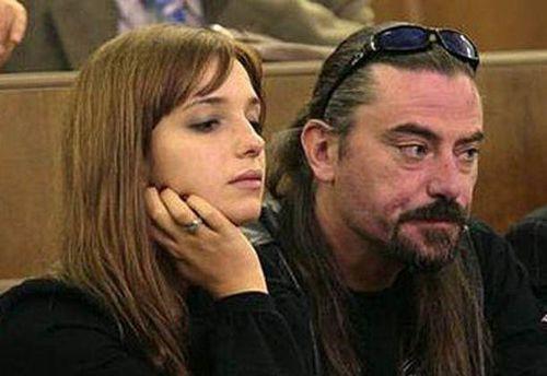 Евгения и Шон Карр