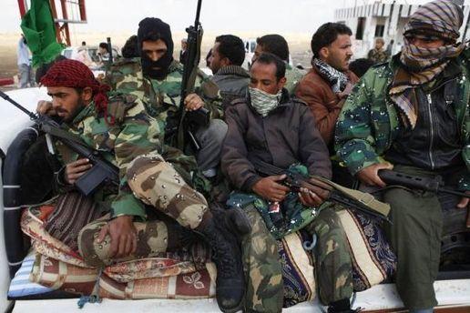 Лівійських повстанців звинувачують у злочинах